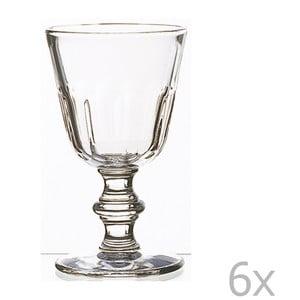 Zestaw 6 kieliszków Périgord, 190 ml
