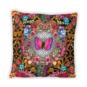 Poszewka na poduszkę Butterfly, 50x50 cm