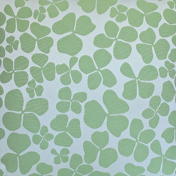 Poduszka z wypełnieniem Dark Green Flowers, 50x50 cm