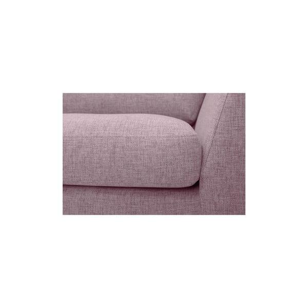 Różowa sofa Vivonita Monroe