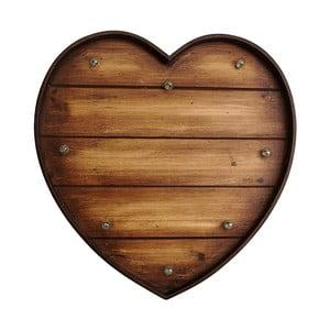 Świecąca dekoracja LED Graham & Brown Lit Heart