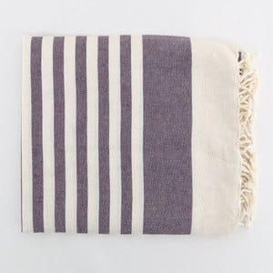 Ręcznik hammam Fouta Purple, 100x180 cm