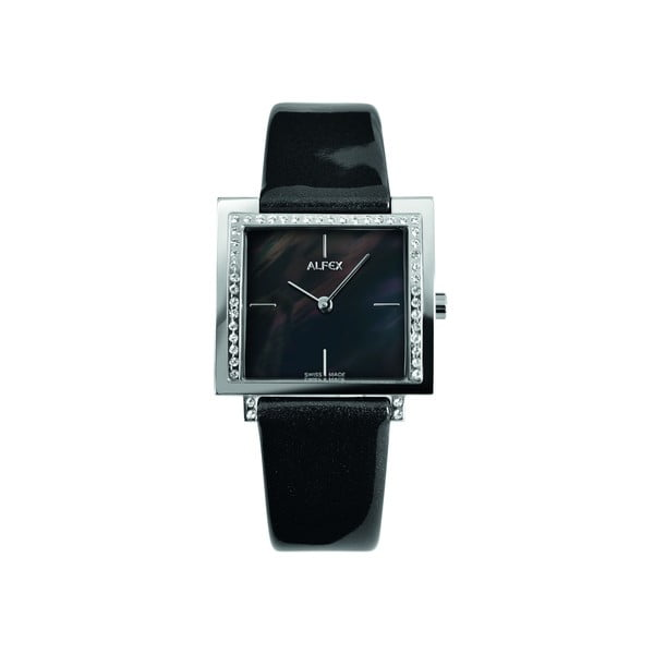 Zegarek damski Alfex 5684 Metallic/Black