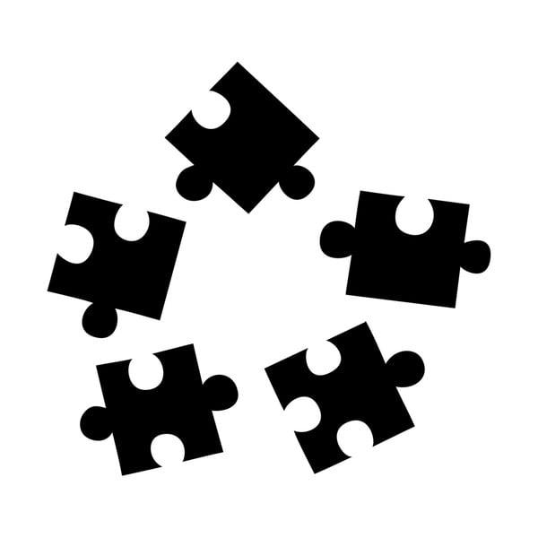 Samoprzylepna tablica do pisania Eurographic Puzzle