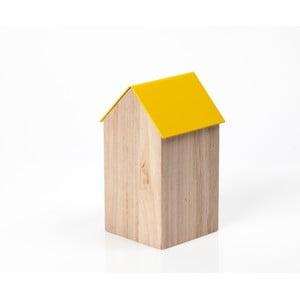 Żółte pudełko House Medium