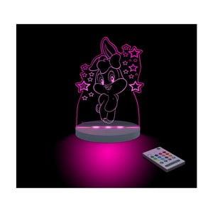 Dziecięca lampka nocna LED Lola Bunny