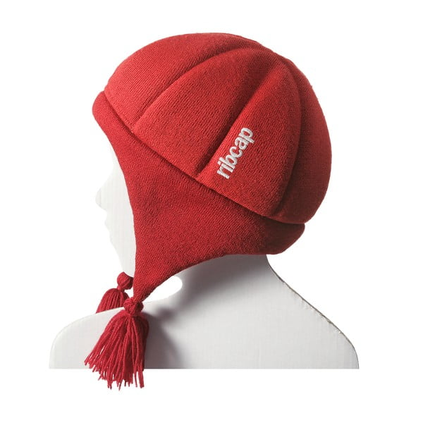 Kask dziecięcy Ribcap Chessy Red Maxi