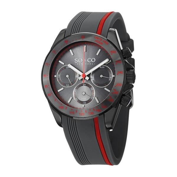 Zegarek męski Monticello Time Red/Black