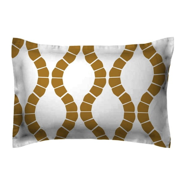 Poszewka na poduszkę Kendra Topo, 70x80 cm