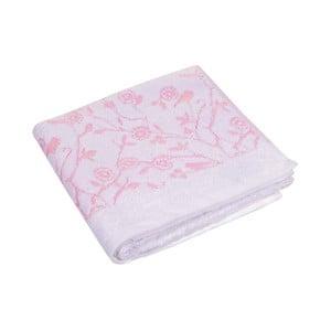 Ręcznik Antenne Blanc, 50x90 cm