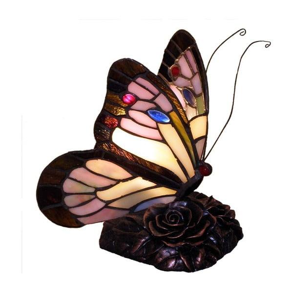 Lampka Tiffany Butterfly Patina