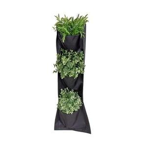 Wiszący kwietnik tekstylny ADDU Planting, 26x70 cm