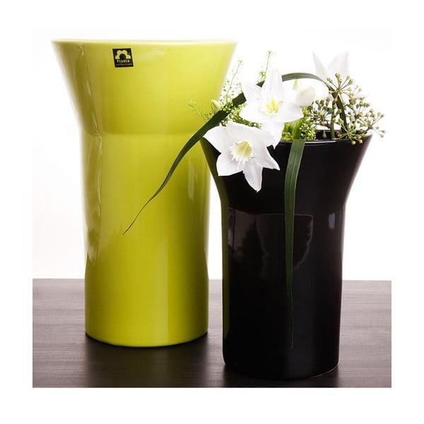 Wazon Conie 35 cm, zielony
