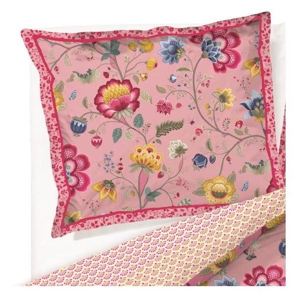 Poszewka na poduszkę Floral Fantasy Ecru, 60x70 cm
