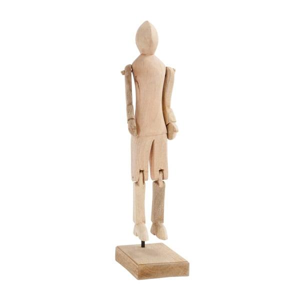 Figurka drewniana J-Line, 52 cm