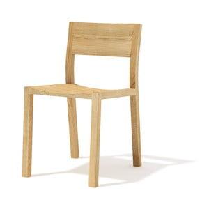 Krzesło z litego drewna dębowego Javorina Leia