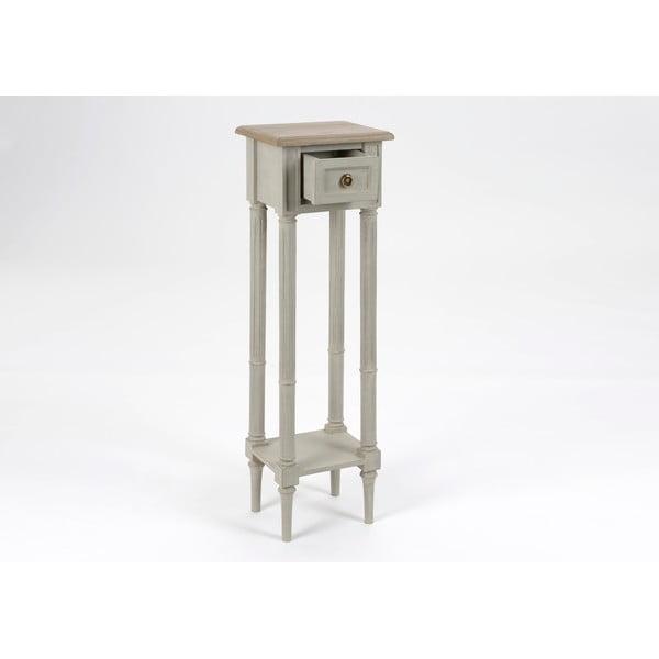 Wysoki stolik z szufladą Edouard