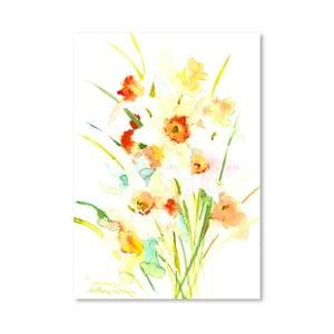 Plakat Daffodils (projekt Suren Nersisyan)