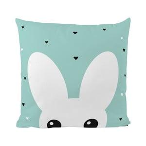 Poduszka Mr. Little Fox Curious Bunny, 50x50cm