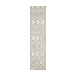 Dywan wełniany Casablanca, 76x182 cm