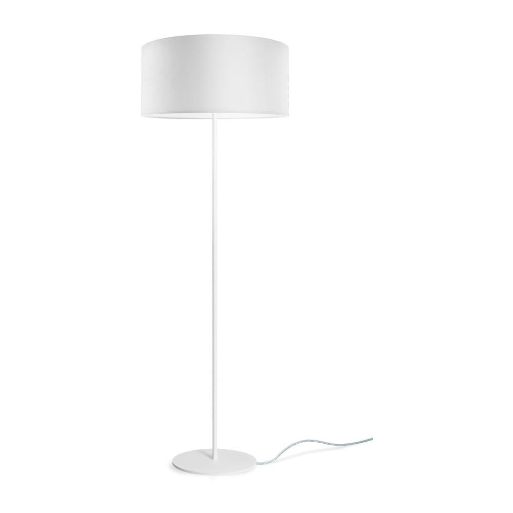 Biała lampa stojąca Sotto Luce MIKA Elementary Xl 1F