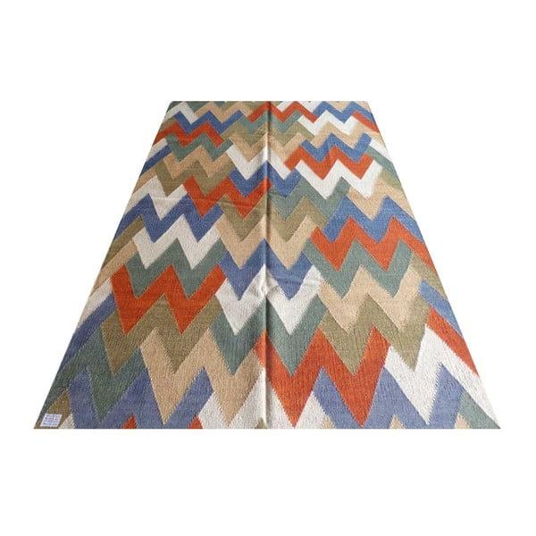 Ręcznie tkany dywan Kilim 200, 155x240 cm