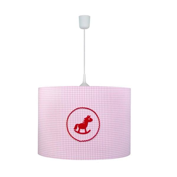Lampa sufitowa Pink Horse