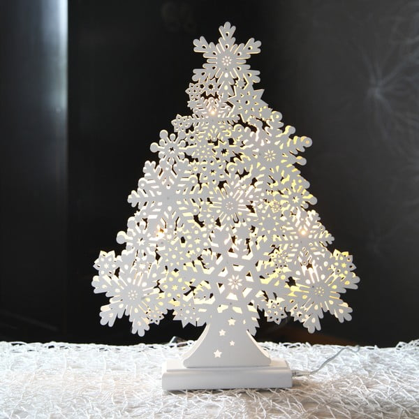 Dekoracja świecąca Best Season Snowflake Tree