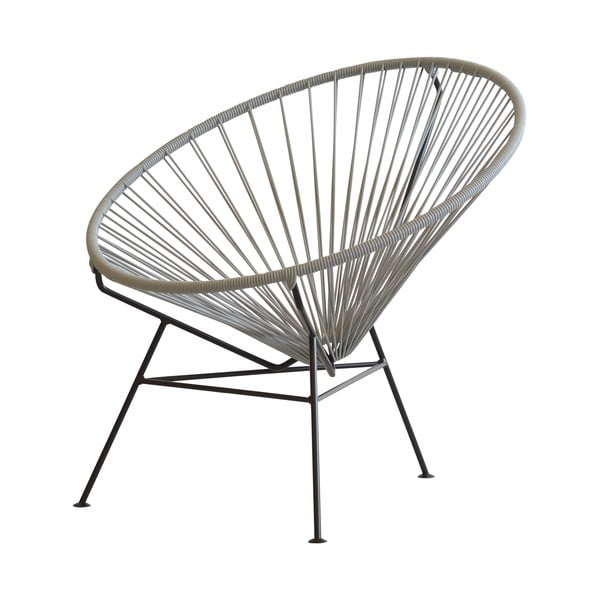 Fotel Condesa Light Grey