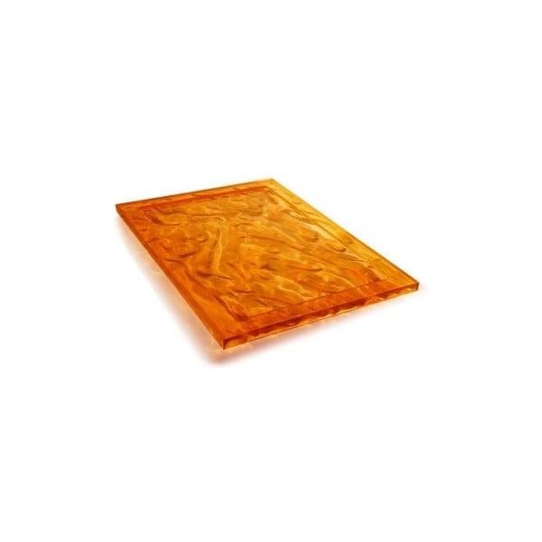 Taca Dune Orange, 32x46 cm