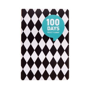 Organizer Languo 100 Days, w romby