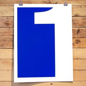 Plakat One Quote, 61x46 cm