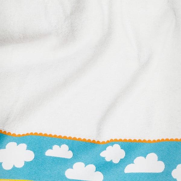 Zestaw 2 ręczników Clouds, 50x100 cm i 70x140 cm