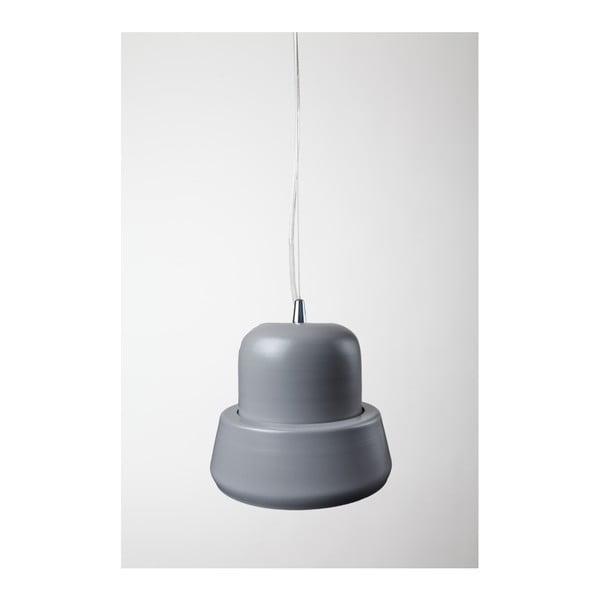 Lampa   wisząca Brambla Prima Mini, szara
