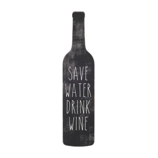 Dekoracja Save Water