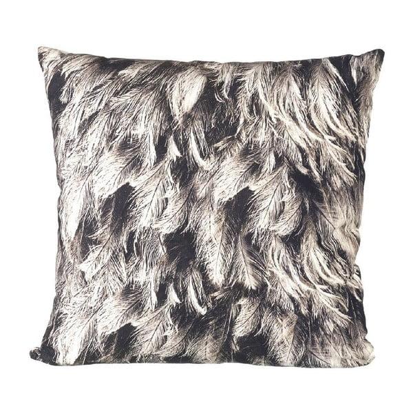 Poduszka Feathers Grey, 45x45 cm