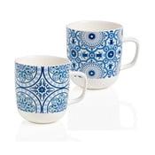 Zestaw 2 kubków Faiences Mug