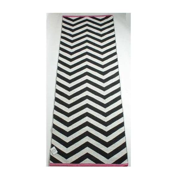 Dywan Pink B&W, 70x200 cm