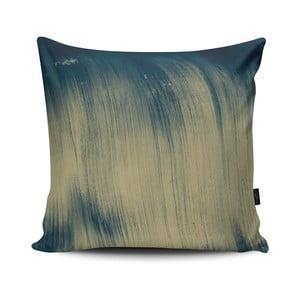Poduszka Drag Blue Green, 33x33 cm