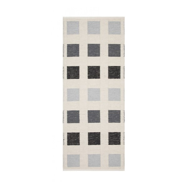 Wytrzymały dywan Cubo V10, 60x150 cm