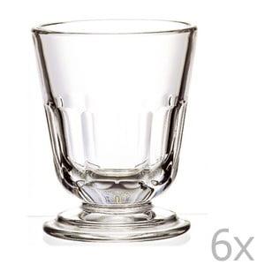 Zestaw  6 szklanek Côté Table Périgord, 230ml