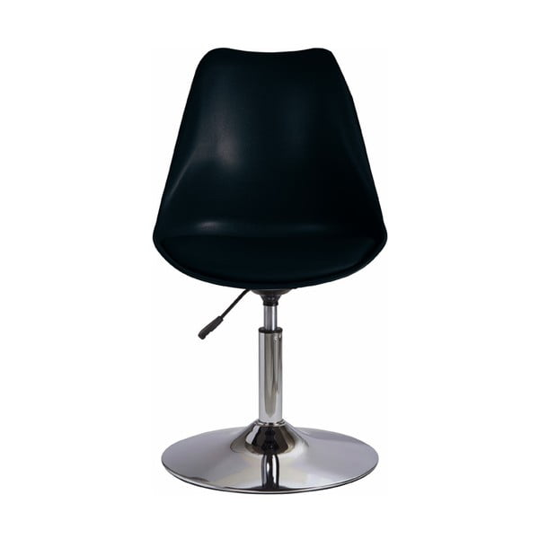 Zestaw 2 czarnych krzeseł Støraa Sailor