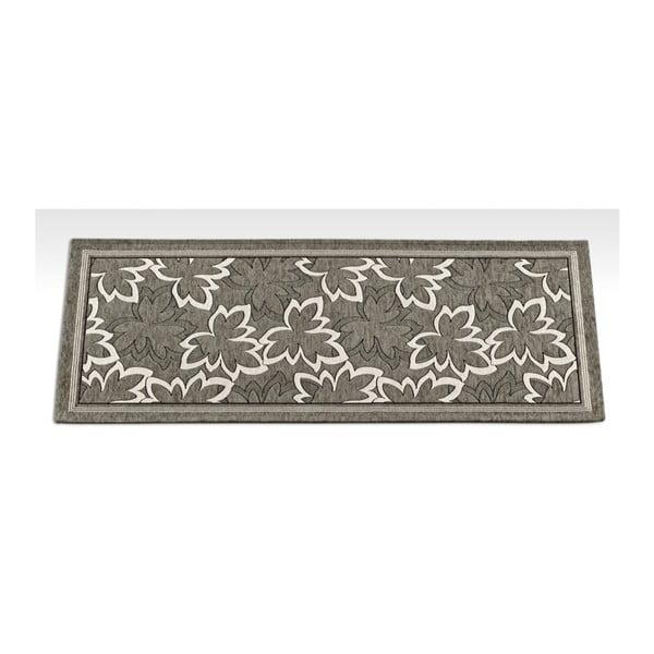 Wytrzymały dywan kuchenny Webtapetti Maple Fango, 55x190 cm
