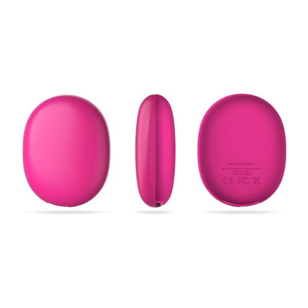 Sprytna ładowarka Beam 2C, różowa