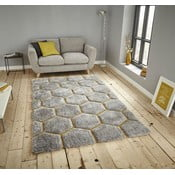 Szary dywan Noble House 120x170 cm