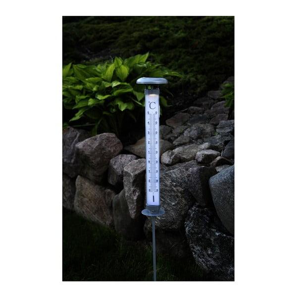 Termometr ogrodowy Solar Energy Garden Light