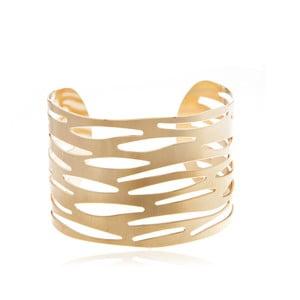Damska bransoletka w złotym kolorze NOMA Phoebe