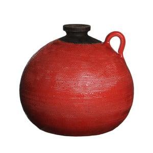 Wazon ceramiczny Latina Orange, 28x32 cm