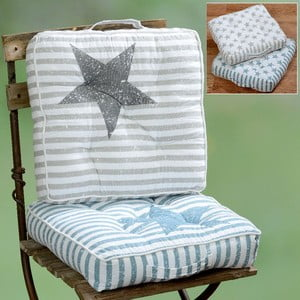 Zestaw 2 poduszek na krzesło Dean