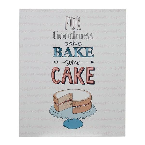 Tablica ścienna Bake Some Cake